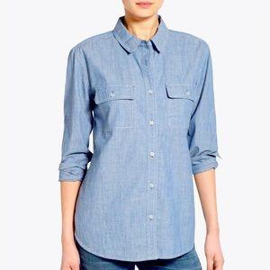 Patagonia 100% Organic Cotton Button-Down Shirts 6